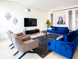Luxury Penthouse | 400m2 | 4 BDR | Game Room | ❤️of Marina