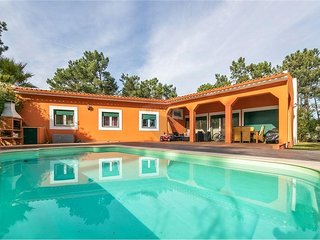 Golf Resort -Beach villa with 3 bedrooms and private pool -Herdade da Aroeira