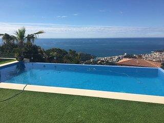 Villa Robert para 12 personas con vistas al mar