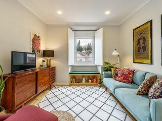 Campo de Ourique Deluxe Apartment | 2BR & AC