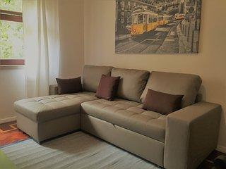 Kencur Apartment, Arroios, Lisbon