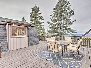 NEW! Home in Prescott Nat'l Forest w/ Mtn Views!