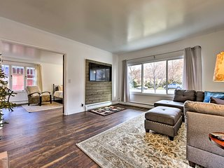 NEW! Modern Ogden Apt- Near Snowbasin & Powder Mtn