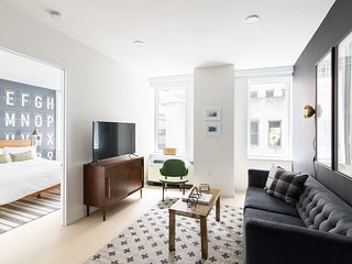 Premier 2BR at Wall Street Floor #7 by Sonder