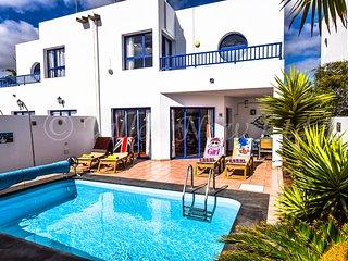 Villa 177, Marina Rubicon, Playa Blanca