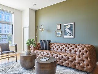 Sophisticated 2BR in South End by Sonder