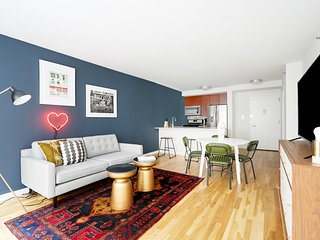 Quaint 1BR in Chelsea by Sonder