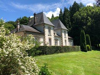 Château de la Veyrière & Spa : détente et  bien-être dans un cadre romantique!
