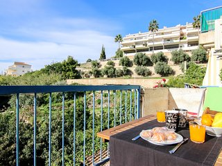 Altaia Apartment, Terraza con vistas y Piscina
