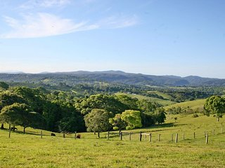 Nightcap Cottage, Byron Hinterland - what a view!