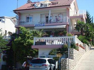 Ferienwohnung 4626-7 für 4 Pers. in Crikvenica