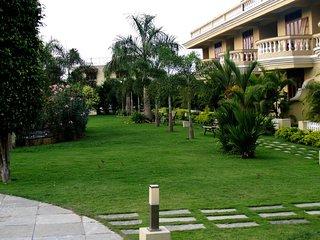 TripThrill Majestic Palms 3BHK Row Villa - R10