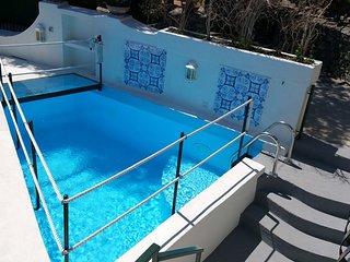 Positano Villa Sleeps 4 with Pool Air Con and WiFi - 5737710