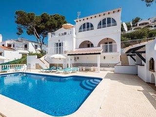 5 bedroom Villa in Torre Soli Nou, Balearic Islands, Spain : ref 5737801