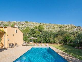 2 bedroom Villa in Sant Vicent de sa Cala, Balearic Islands, Spain : ref 5721156