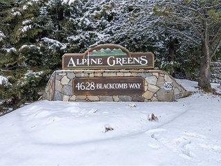 Alpine Greens #21