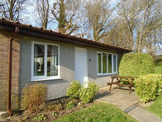 Detached Bungalow located in lovely North Cornwall Country Park