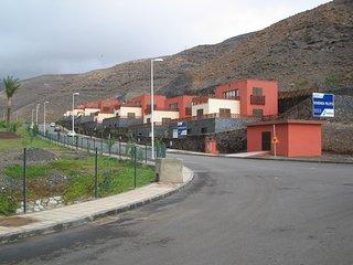 Villa Vinamar de Fuerteventura, en campo golf de Jandia.
