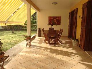 Villa Vacances Port-Louis Guadeloupe a proximite de la plage