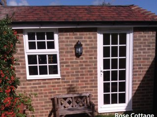 Self contained 1 bed, self-catering accommodation in residential Worthing.