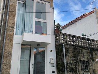Preciosa Casa en el Casco Histórico a 150 metros de la playa