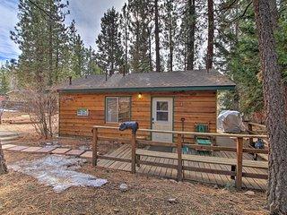 NEW! Romantic Big Bear Getaway - Near Ski Resorts!