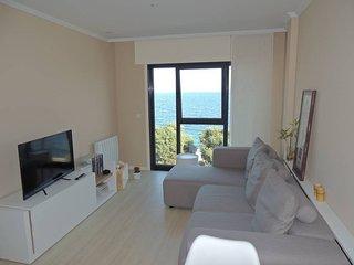Romántico apartamento con el mar a tus pies