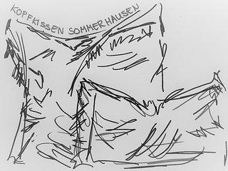 Ferienwohnung Kopfkissen Sommerhausen