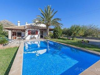 2 bedroom Villa in Port de Pollença, Balearic Islands, Spain - 5736720
