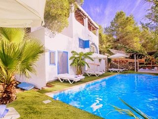 6 bedroom Villa in Es Cana, Balearic Islands, Spain : ref 5738575