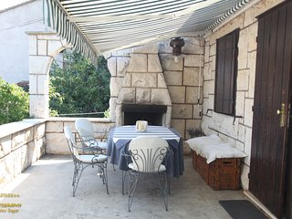Cozy house in the center of Supetar with Parking, Internet, Air conditioning, Ba