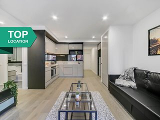 A Cozy 2BR CBD Apartment Next to Melbourne Central