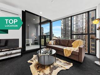 A Cozy CBD Suite Next to Queen Victoria Market