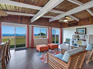 Hawaiian gem paradise by the ocean