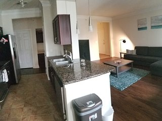 Entire 2 bedroom 2 full bath apt in gated community