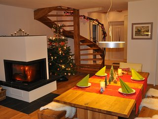 Luxurious Apartment with Sauna next to skilift