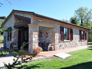 Casa Baffo - Casa vacanze con giardino in Toscana