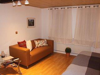 Ruhige, naturnahe 34qm-Wohnung in Fachwerkhaus