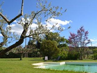 Grande et Belle maison au calme, cœur du Luberon