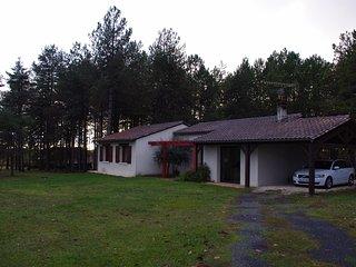 Charmante maison sous les pins