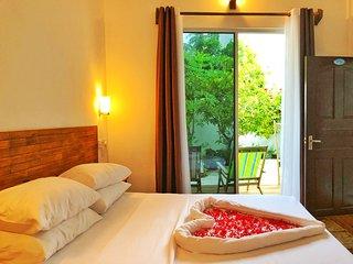 Wow Retreat Beach Rooms with Private Veranda