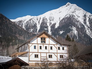Gletscher Appartements ENZIAN: Natur- und Skiurlaub beim Mölltaler Gletscher