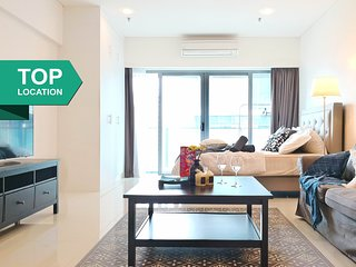 A Central & Stylish Studio Near KLCC w/ City Views