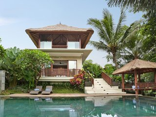 2BDR Tropical Modern Villa at Ubud PROMO!!