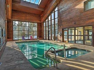 Brian Head Condo Ski In/Ski Out, Sleeps 4, Pool/Spa/Sauna/Elevator/Mountain View