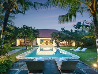 Luxurious 4BDR Garden Ubud Villa