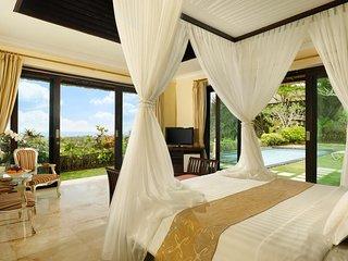 OBR Lovely Pool Villa in Nusa Dua Near the Beach