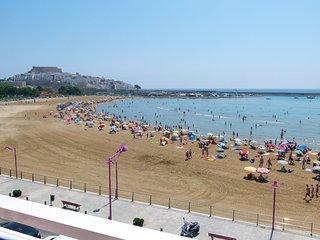 Apartamento Céntrico frente al mar