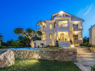 Pasithea villa - Elegant Sea-View Villa with Private Swimming Pool!