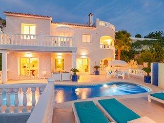 Unique Homes Spain Casa Monte - Luxury Villa close to Moraira